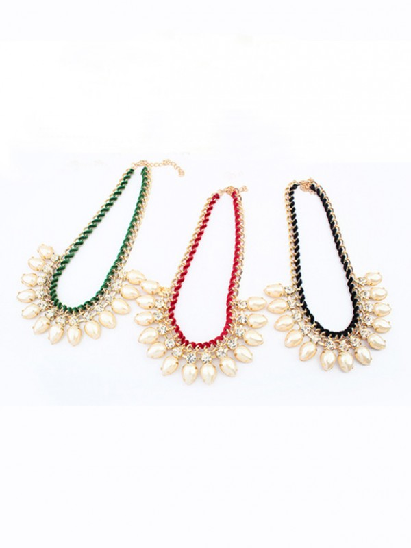 Occident Exquisite Water drop Hot Sale Necklace