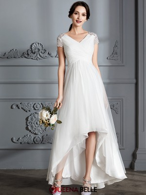 Cheap A Line Wedding Dresses Ireland Online For Sale Queenabelle