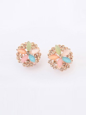 Occident Fashionable Five Flowers Exquisite Hot Sale Ear Clip