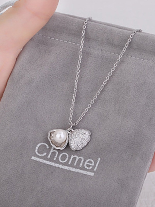 Pretty Pearl Hot Sale Necklaces With Shell