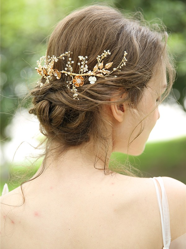 Very Amazing Czech Rhinestones Headpieces